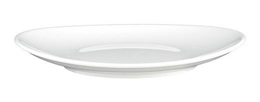 FRÜHSTÜCKSTELLER Porzellan - Weiß, Basics (21cm) - Seltmann Weiden