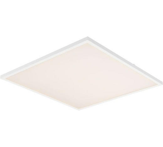 LED-PANEEL   - Weiß, KONVENTIONELL, Kunststoff/Metall (60/60/4,5cm) - Novel