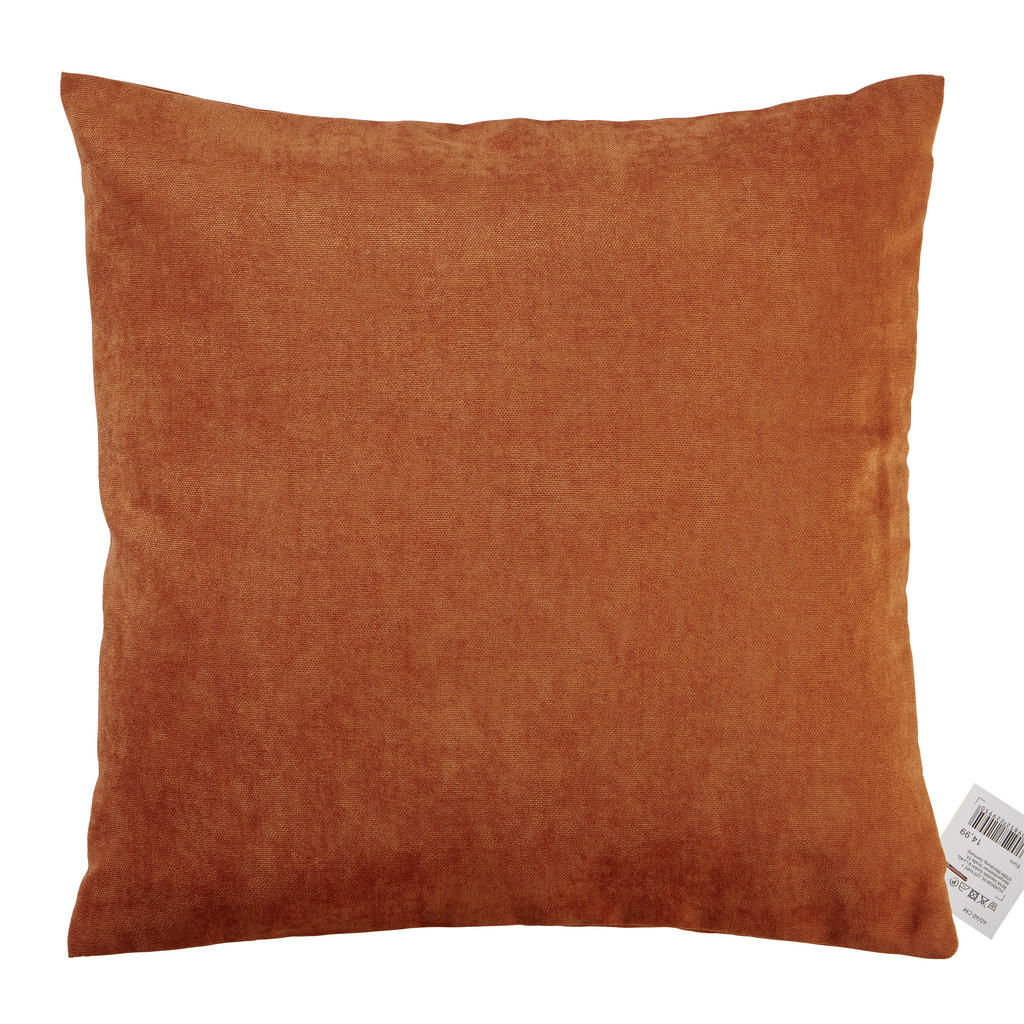 Novel Kissenhülle orange