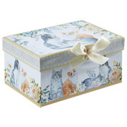 KARTONAGE 23/16/12 cm - Multicolor, Trend, Papier (23/16/12cm) - Boxxx
