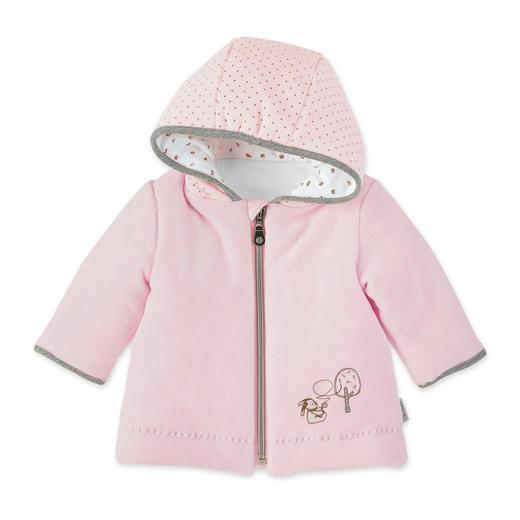 JACKE - Rosa, Basics, Textil (56) - Sterntaler