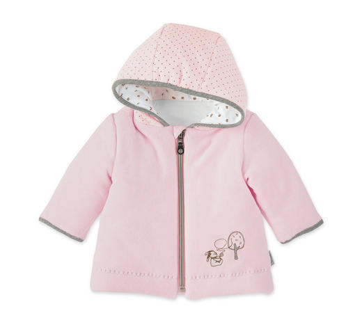 JACKE - Rosa, Basics, Textil (68null) - Sterntaler