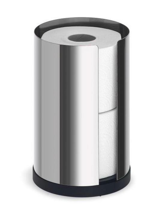TOILETTENPAPIERHALTER - Basics, Metall (13,5/22cm) - Blomus