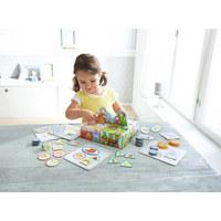 LERNSPIEL - Multicolor, Basics, Holz/Weitere Naturmaterialien (22/22cm) - Haba