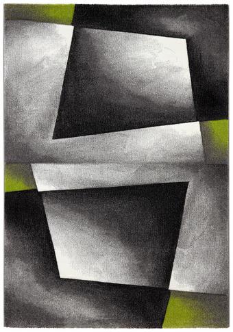 TKANI TEPIH - zelena, Design, tekstil/plastika (80/150/cm) - Novel