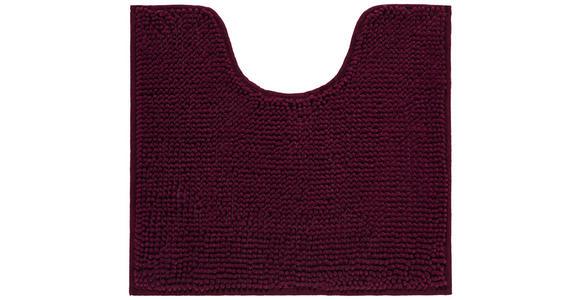 WC-Vorleger Anke - Lila, MODERN, Textil (45/50cm) - Luca Bessoni