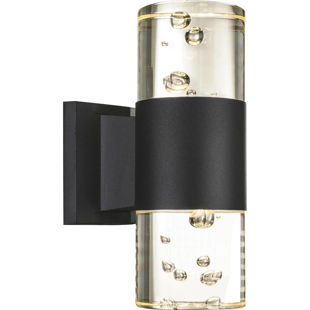 Moderne Wandlampe für außen