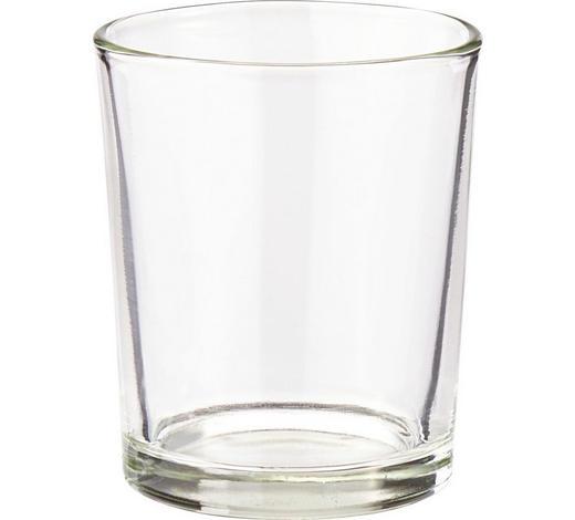 TEELICHTGLAS - Klar, Basics, Glas (5.5/6.5cm)