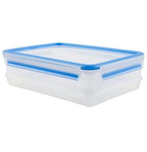 KUTIJA ZA ODRŽAVANJE SVEŽINE - Plava, Osnovno, Plastika (0,6l) - Tefal