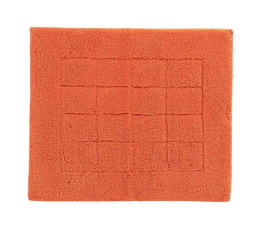 KOPALNIŠKA PREPROGA EXCLUSIVE - oranžna, Konvencionalno, naravni materiali (55/65cm) - Vossen