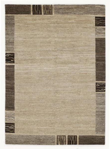 ORIENTTEPPICH  Braun, Naturfarben  140/200 cm - Braun/Naturfarben, Basics, Textil (140/200cm) - ESPOSA