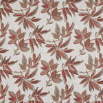 VORHANGSTOFF per lfm Verdunkelung  - Rot/Hellgrau, KONVENTIONELL, Textil (140cm) - Esposa