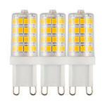 LED-LEUCHTMITTEL  G9 3,5 W - Weiß, Basics, Kunststoff (1,5/5,2cm) - BOXXX