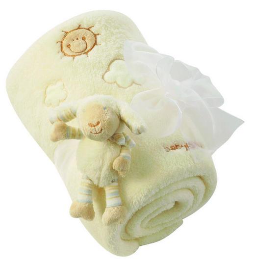 KUSCHELDECKE Beige - Beige, Textil (100/75/1cm) - FEHN