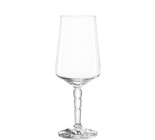 ROTWEINGLAS - Transparent, LIFESTYLE, Glas (7,80/20,50/7,80cm) - Leonardo