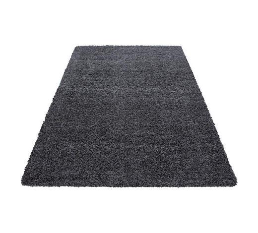 HOCHFLORTEPPICH - Grau, KONVENTIONELL, Textil (160/230cm) - Novel