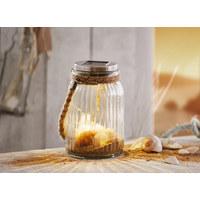 SOLARLEUCHTE - LIFESTYLE, Glas/Kunststoff (10,8/15,5cm) - Boxxx