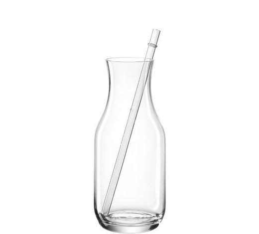 KARAFFE 0,70 L - Transparent, Basics, Glas (8,90/21,00/8,90cm) - Leonardo
