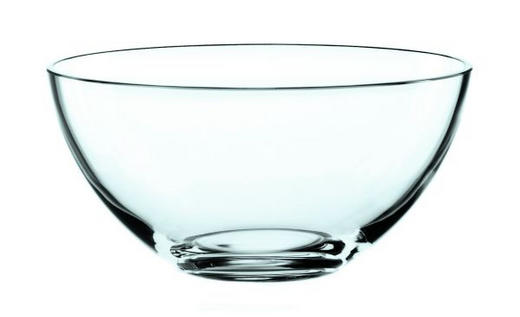 SCHALE Glas - Klar, Basics, Glas (17.0cm) - Nachtmann