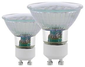 LED - klar, Basics, glas (5,6  cm) - Homeware