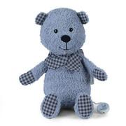 SPIELUHR - Blau, Basics, Textil (27cm) - Sterntaler