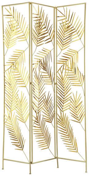 VIKVÄGG - guldfärgad, Trend, metall (99/180/40cm)