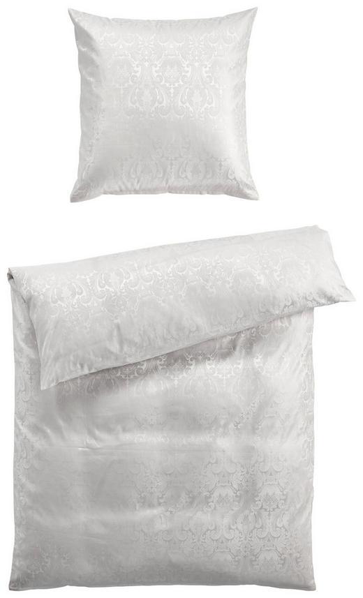 BETTWÄSCHE Weiß 135/200 cm - Weiß, Textil (135/200cm)
