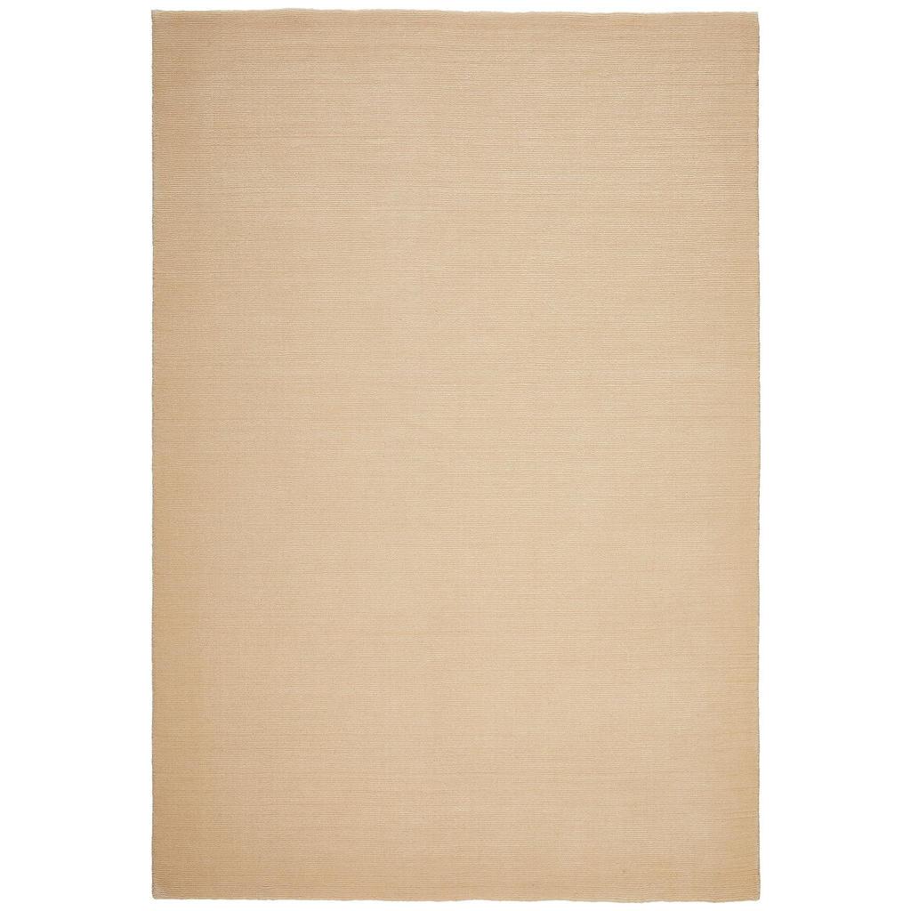 Esposa Wollteppich 70/130 cm beige