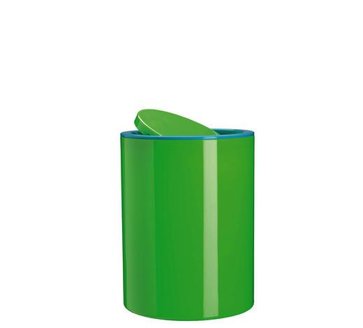 KOSMETIKEIMER Kunststoff  - Grün, Basics, Kunststoff (11/15cm) - Kleine Wolke