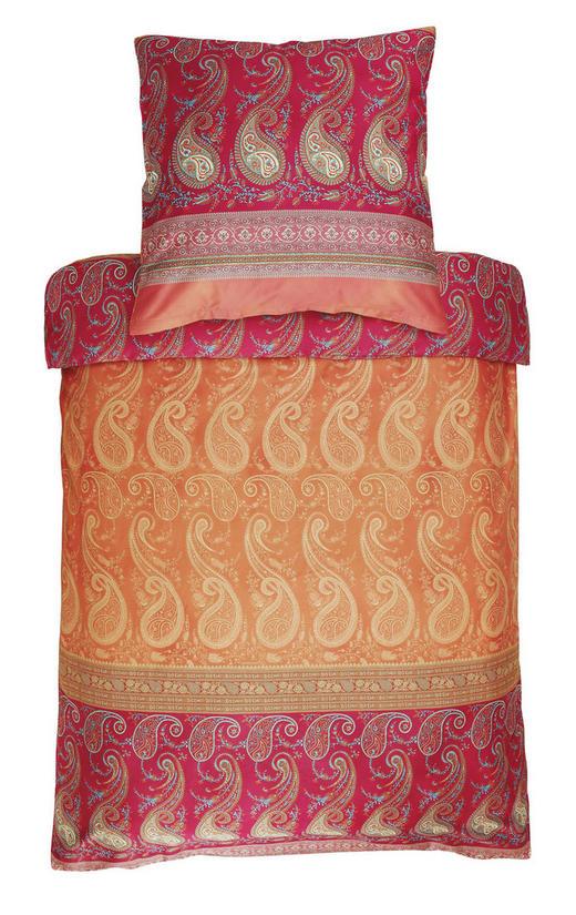 BETTWÄSCHE Rot - Rot, Design, Textil (135/200cm) - Bassetti