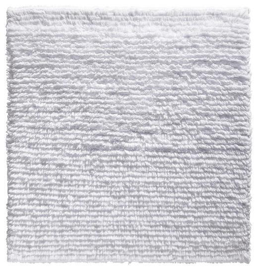 BADEMATTE  Weiß  60/60 cm - Weiß, Design, Textil (60/60cm) - Linea Natura