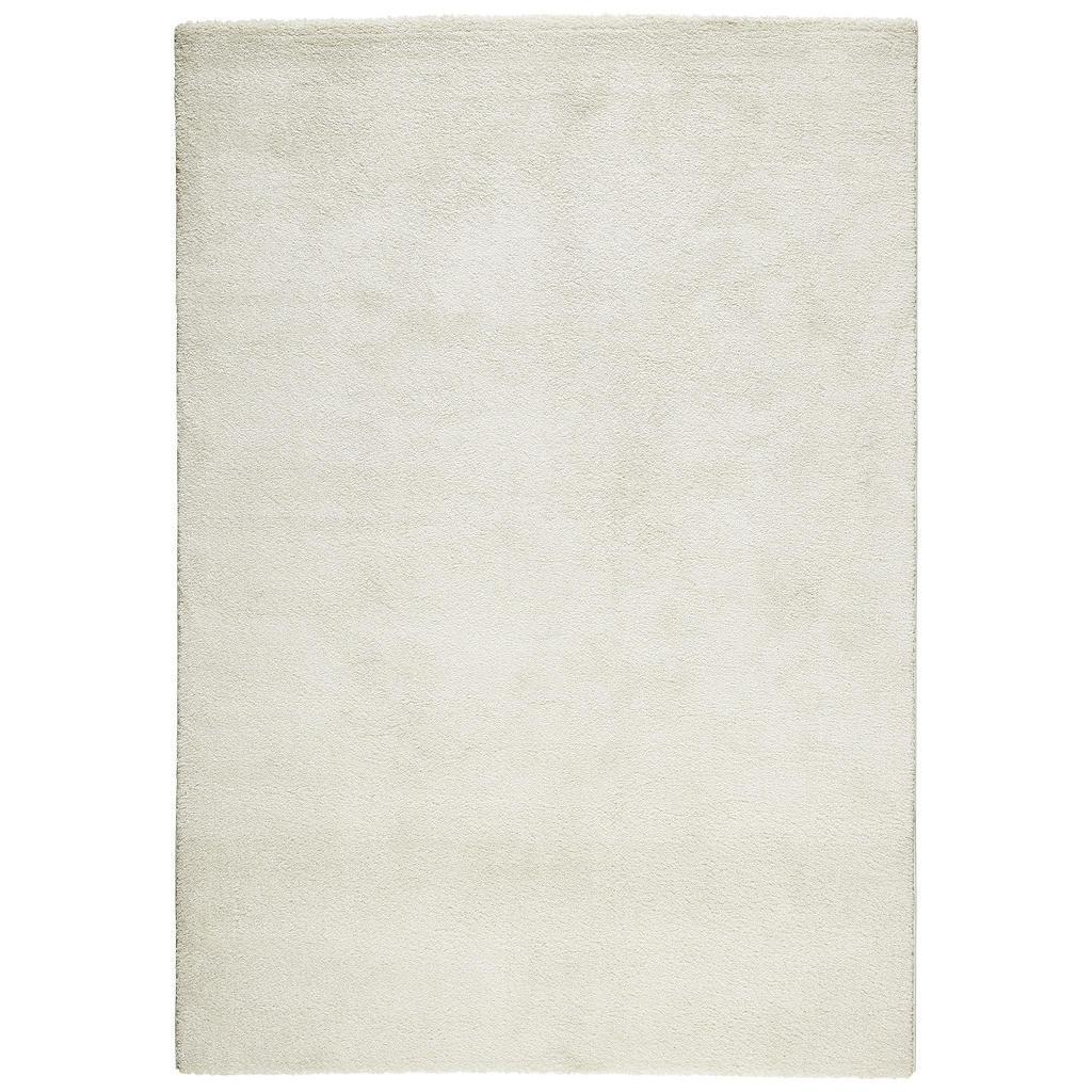 Novel Webteppich 67/140 cm weiß