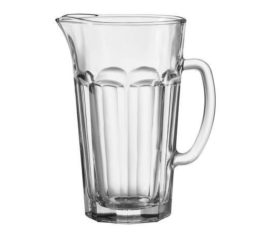 GLASKRUG  - Klar, KONVENTIONELL, Glas (23cm) - Homeware