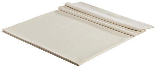 TISCHDECKE Textil Leinwand, Struktur Beige 150/250 cm - Beige, Basics, Textil (150/250cm) - Novel