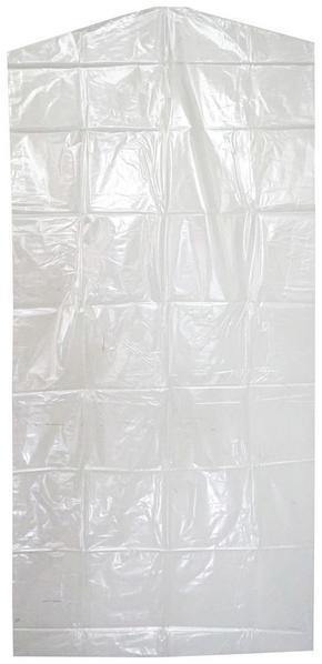 KLÄDPÅSE - transparent, Basics, plast