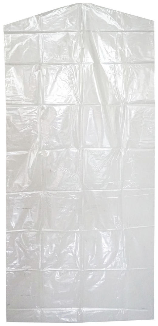 KLEIDERSACK - Transparent, Basics, Kunststoff