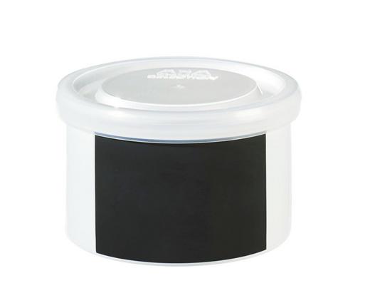 VORRATSDOSE - Weiß, Basics, Keramik (13,5/7cm) - ASA
