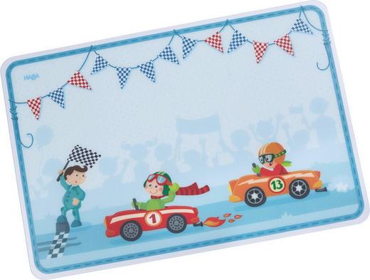 Kinder-Tischset - Multicolor, Basics, Kunststoff (30/44,5cm) - Haba
