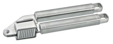 KNOBLAUCHPRESSE - Edelstahlfarben, Basics, Metall (20cm) - Homeware