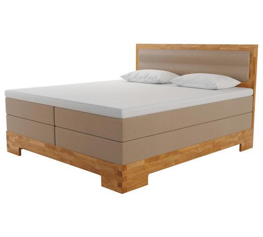 boxspringbett 160 200 cm inkl online kaufen xxxlutz. Black Bedroom Furniture Sets. Home Design Ideas