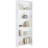 REGAL bijela  drvni materijal  - bijela, Design, drvni materijal (60/175/24cm) - Boxxx