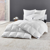 KASSETTENDECKE  135-140/200 cm   - Weiß, Textil (135-140/200cm) - Billerbeck