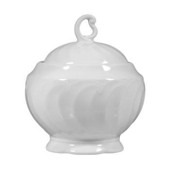 ZUCKERDOSE Keramik - Weiß, Basics, Keramik (0.25l) - SELTMANN WEIDEN