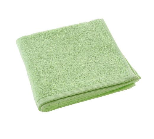 HANDTUCH 50/100 cm - Hellgrün, Basics, Textil (50/100cm) - Boxxx