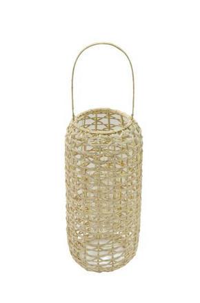 LYKTA - naturfärgad, Design, metall/glas (29/60cm) - Ambia Home