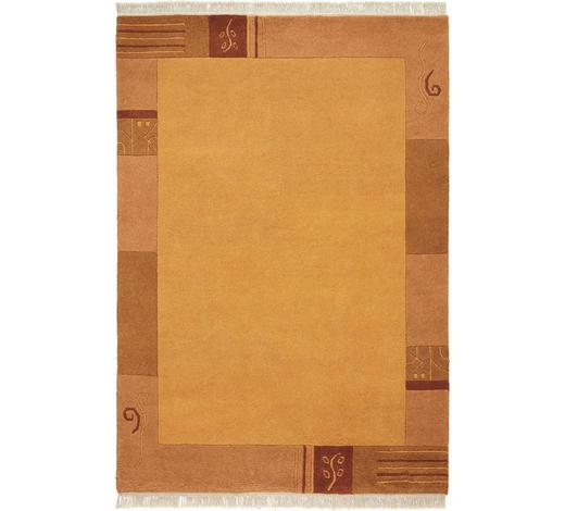 KOBEREC ORIENTÁLNÍ, 90/160 cm, oranžová - oranžová, Lifestyle, textil (90/160cm) - Esposa