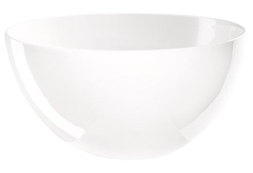 SCHÜSSEL Fine Bone China - Weiß, Basics (21/10.5cm) - ASA