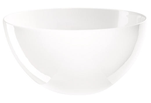 SCHÜSSEL Keramik Fine Bone China - Weiß, Basics, Keramik (21/10.5cm) - ASA