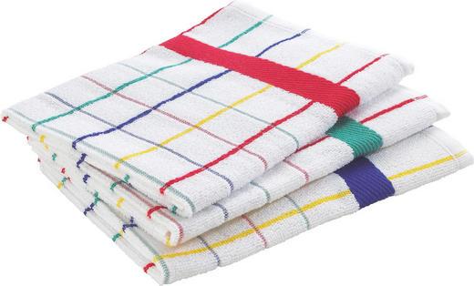 GESCHIRRTUCH-SET - Multicolor, Basics, Textil (50/50cm) - Esposa