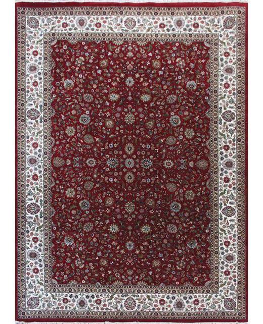 ORIENTTEPPICH 120/180 cm - Beige/Rot, LIFESTYLE, Textil (120/180cm) - Esposa